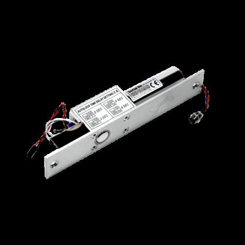 Elektromos csapzár mágneses ellendarabbal, időzítéssel, visszajelzéssel és LED-el YB-100+LED