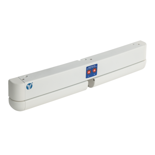 Fail-safe felületre szerelhető dupla csapzár - 12V YB-500HD(LED)