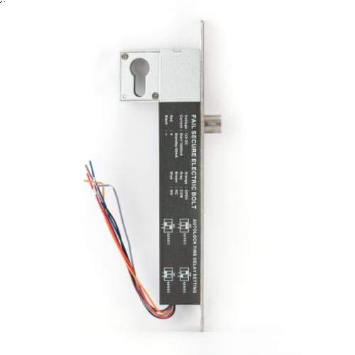 Süllyesztett szerelésű fail-secure csapzár YB-630B(LED)