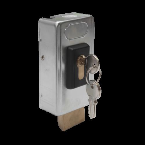 Elektromos billenőnyelvű ajtózár YX-96 SX-96
