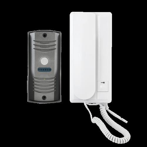 Egylakásos audio kaputelefon szett ZDL-3208C